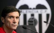 Marcelino: «Cancelo sólo puede venir si el Inter prescinde de él»