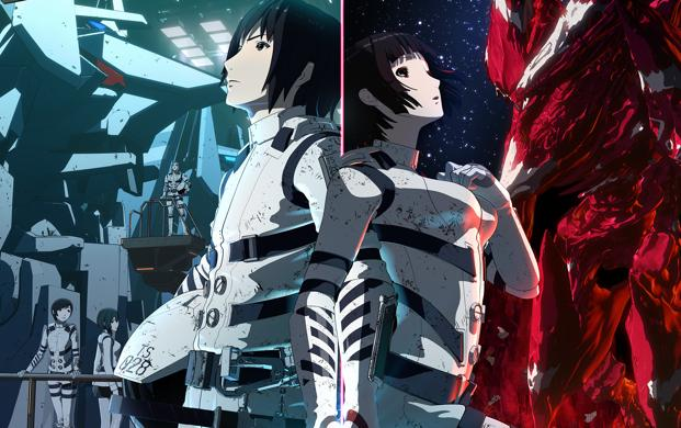 Un manga espacial: Knights of Sidonia