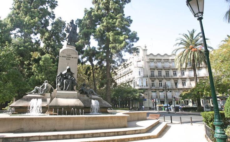 Fotos de las calles de Valencia