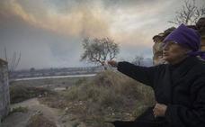Los vecinos de las masías desalojadas en Culla podrán volver hoy a sus casas
