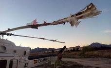 Fallece el piloto del ultraligero herido al chocar contra un helicóptero que volvía del incendio de Culla