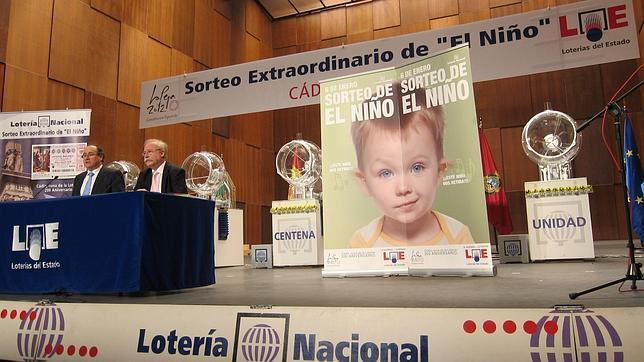 Horario del Sorteo del Niño 2019