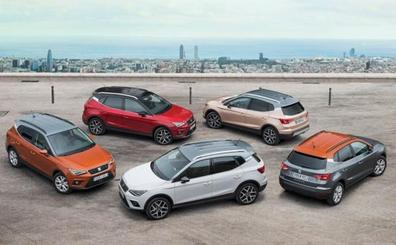 Automóviles SUV 'made in Spain'