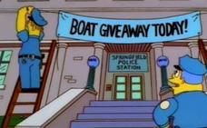 El exitoso engaño de la policía inspirado en Los Simpson con el que atraparon a 21 criminales buscados