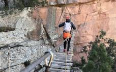 Adrenalina en las vías ferratas valencianas