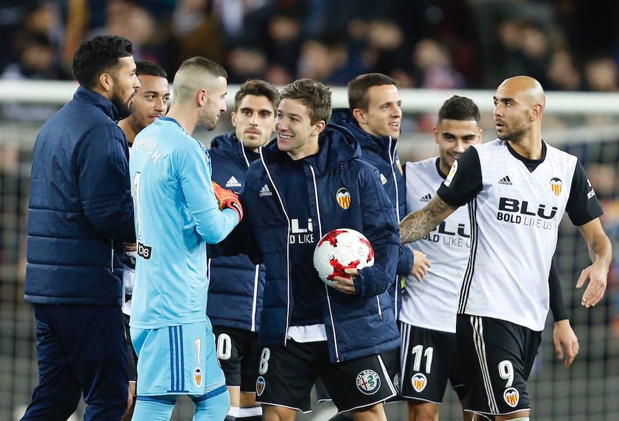 Fotos del Valencia CF-UD Las Palmas