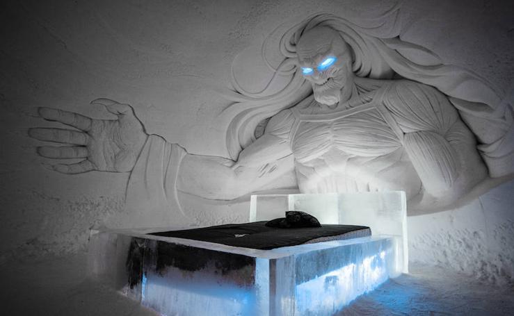Fotos del hotel finlandés que recrea 'Juego de Tronos'