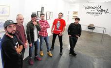 El arte urbano se refugia en las galerías