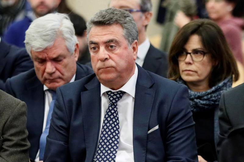 Fotos del caso Gürtel que juzga la presunta financiación irregular de la Comunitat