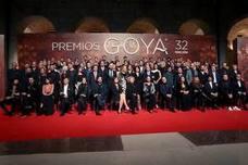 La fiesta de nominados al Goya celebra su diversidad y las caras nuevas