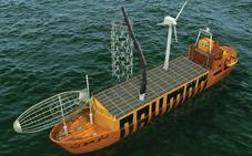 La Fura dels Baus atracará un buque de 80 metros de eslora en la Marina en el que representará 'Naumon'