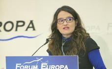 Oltra cree que «se ha de ir a por quienes ordenaban» y señala a Rajoy