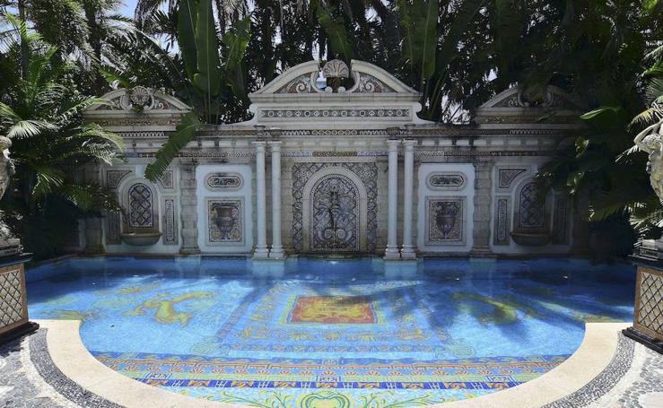 Fotos de la mansión de Gianni Versace en Miami