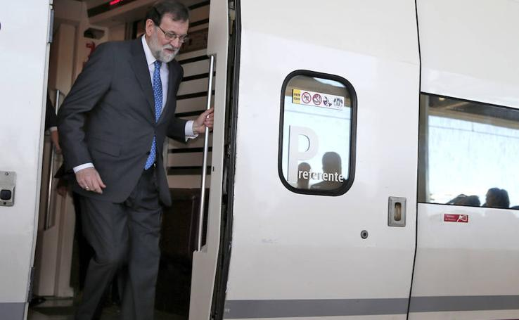 Llega el AVE a Castellón