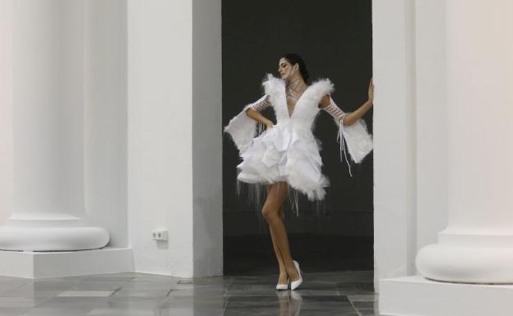 Fotos de los nuevos diseños de la moda valenciana