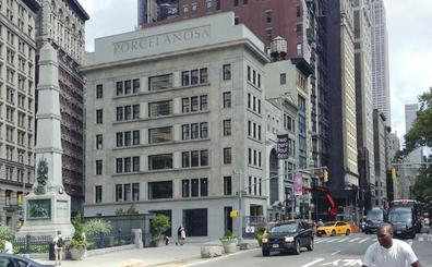 Porcelanosa compra el edificio contiguo a su megatienda en Nueva York