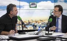 Rajoy asegura que «no sabía nada» de la financiación del PP valenciano