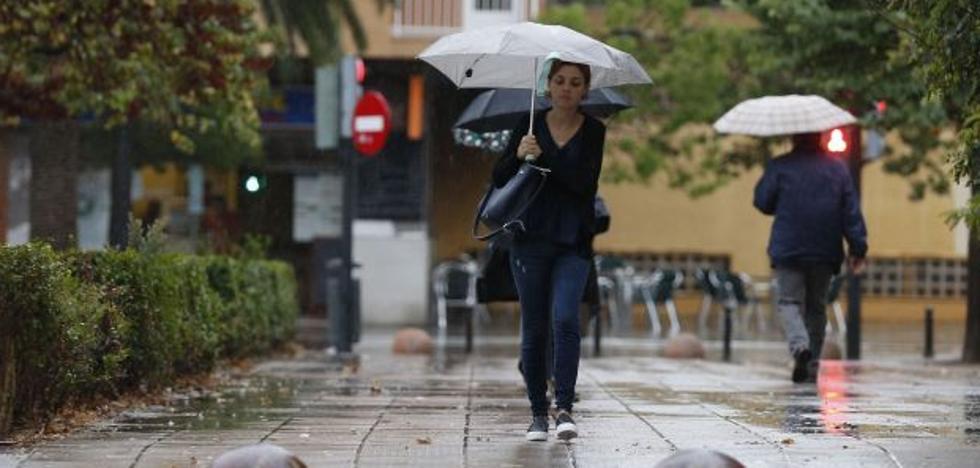 Las fuertes lluvias afectarán a la Comunitat hasta el domingo
