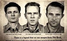 ¿Y si los tres presos fugados de Alcatraz hubieran sobrevivido?