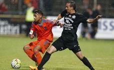Fran Villalba enfila rumbo al Sporting