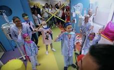 Con cada reproducción de este vídeo se recauda dinero para los niños con cáncer