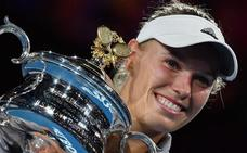 Wozniacki conquista su primer 'grande' en Australia