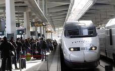 Una avería técnica impide circular al AVE Castellón - Madrid