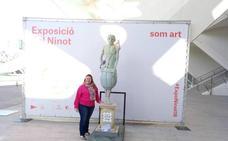 Llegan los primeros ninots a la Ciudad de las Artes y las Ciencias