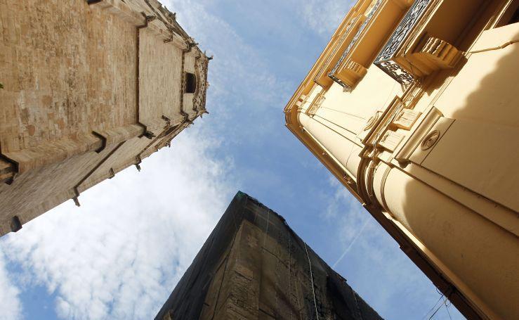 Fotos de los edificios más altos de Valencia