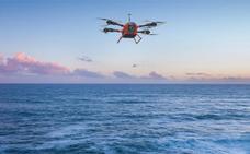 Ingenieros valencianos crean un dron salvavidas para evitar ahogamientos en las playas