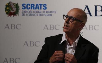 Julià Álvaro, cesado como secretario autonómico de Medio Ambiente