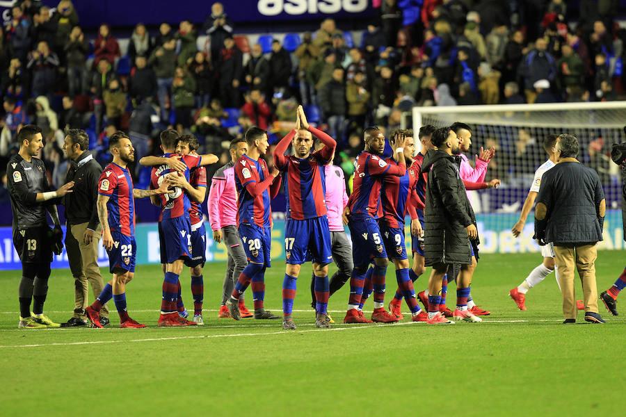 Fotos del Levante UD - Real Madrid