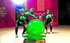 Las nigerianas del bobsleigh
