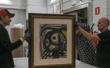 Joan Miró llega a Valencia