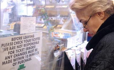 Una mujer podría perder 560 millones de dólares de la Lotería por no querer identificarse