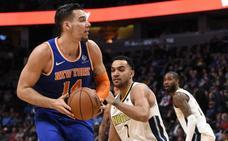 Willy Hernangómez cambia los Knicks por los Hornets