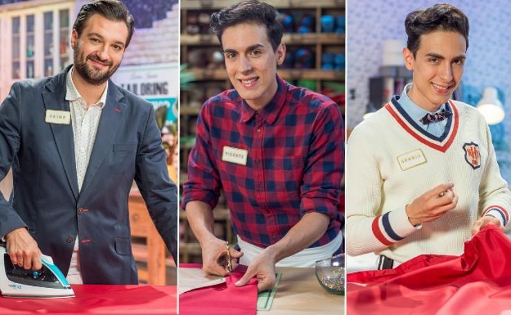 Fotos de los participantes de 'Maestros de la costura'