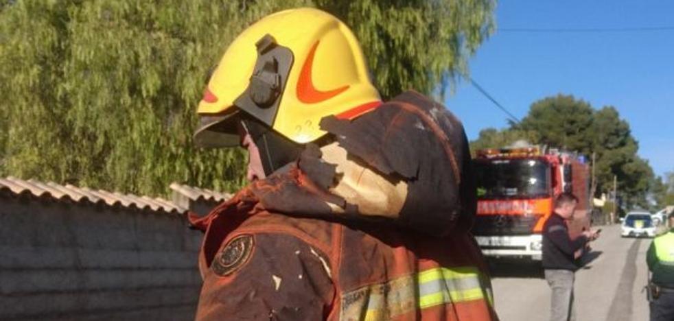 Dos niñas gemelas de 10 meses mueren en el incendio de una casa en Ontinyent