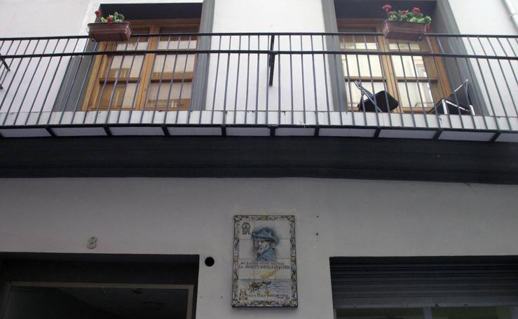 Fotos de las casas natalicias de valencianos ilustres