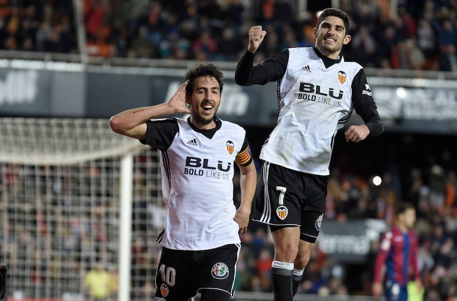 Fotos del Valencia CF-Levante UD