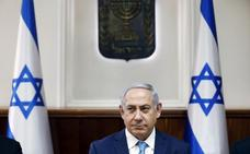 Netanyahu asegura que Israel responderá a cada intento de agresión