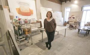 El estudio de Cristina Alabau