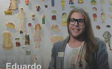 El valenciano que dejó de ser vedete para convertirse en maestro de la costura
