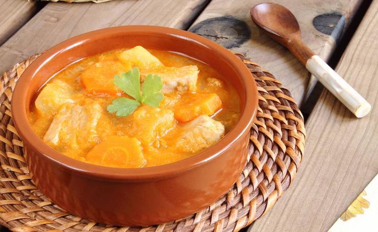 Fotos de los platos de las Jornadas de Cuchara