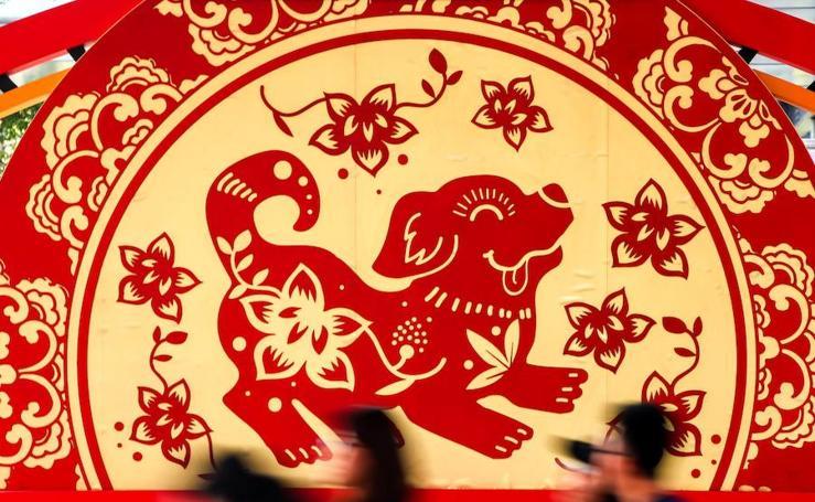 El mundo celebra el Año Nuevo Chino