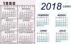 La curiosidad del calendario de 2018 revoluciona las redes y crea tendencia