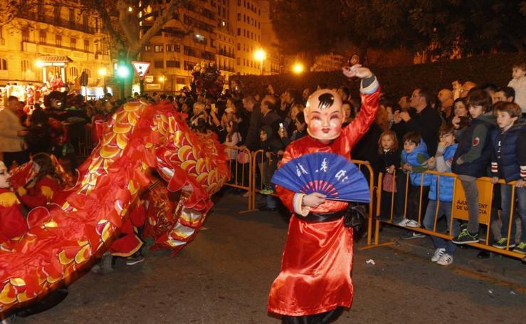 Fotos de la celebración del nuevo año chino en Valencia: el año del perro