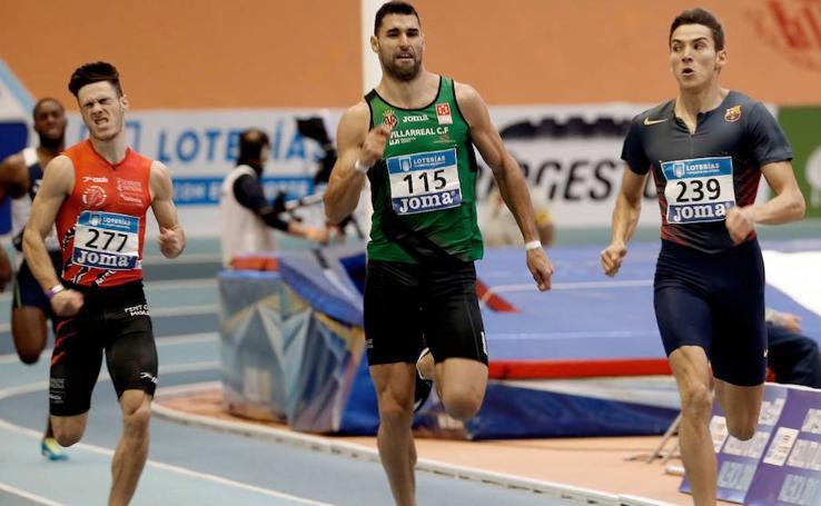 Fotos del LIII Campeonato de España de Atletismo en Pista Cubierta celebrado en Valencia