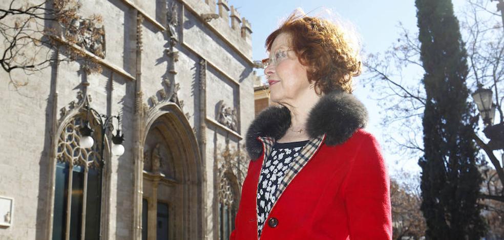 Dolores Cortés, la 'maniosa' de las piedras
