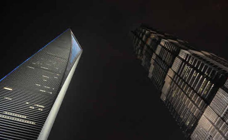 Los diez edificios más altos de mundo